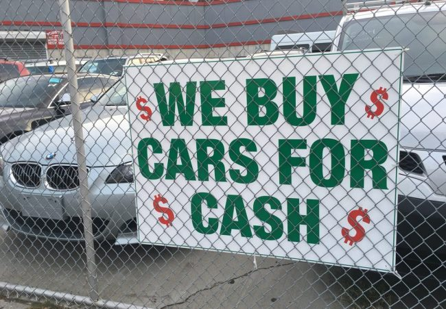 The worst advice we've heard about cash car removals